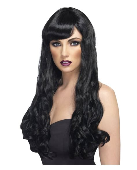 atlanta georgia black wigs store com cosplay woman wig black for crossdressers horror shop com