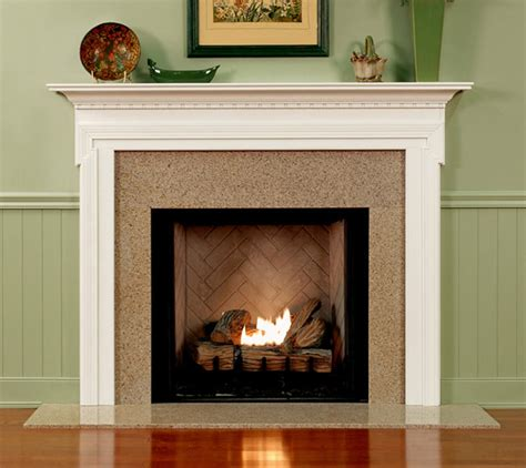 Wood Mantel On Fireplace by Wood Mantel Surrounds For Fireplaces Somerville Custom