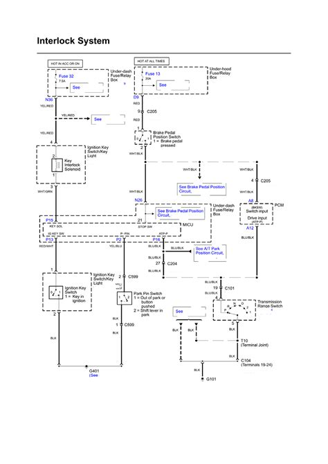 honda ridgeline wiring harness diagram honda free engine