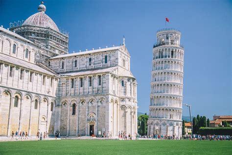 Visiter Pise en Italie Découvrez la célèbre Tour de Pise
