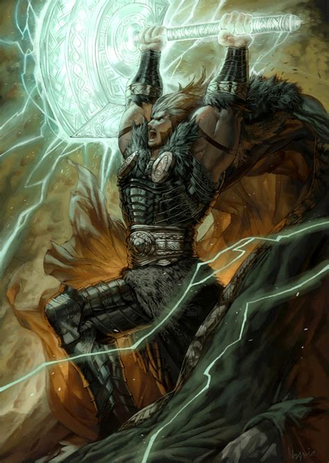 ancient god thor thor god of thunder quotes quotesgram