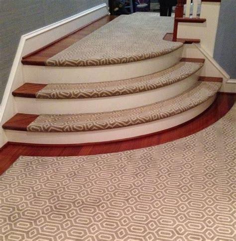 basement carpet installation stair runner and carpet installation transitional