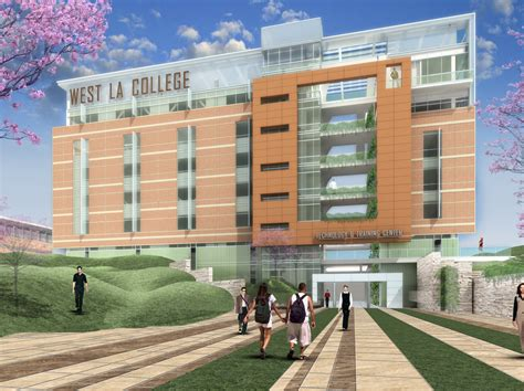 College L by West L A College Earns Degree Green Light From State