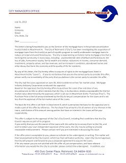 Credit Card Restructure Letter Keith Leggett S Credit Union Use Of Eminent Domain To Restructure Underwater Mortgages Is
