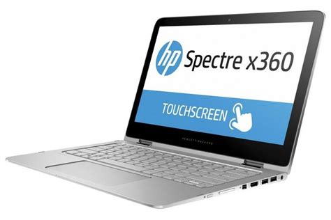 test pc hp spectre x360 13 4002nf le test complet 01net