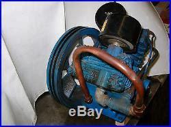 emglo model lc  hp single stage air compressor pump