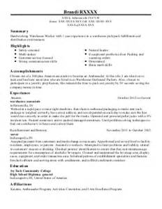 2 packing and packaging resume examples in jeffersonville