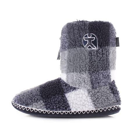 white slipper boots mens bedroom athletics mcqueen navy black white fleece
