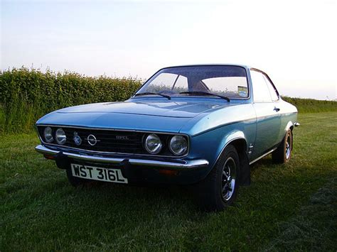 1973 opel manta 1973 opel manta a 1900 flickr photo