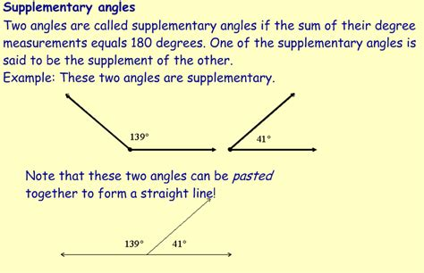 complementary or supplementary miss kahrimanis s complementary and supplementary angles