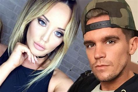 gary beadle admits it was awkward seeing charlotte after are charlotte crosby and gary gaz beadle at war after