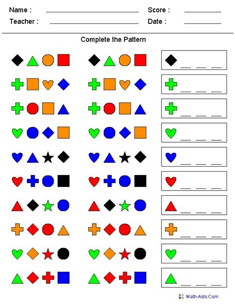 pattern games for preschool online 11 best images about visual sequential memory peds on