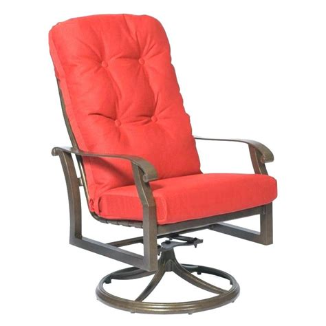 High Patio Chairs - target outdoor sling chairs high back modern patio and