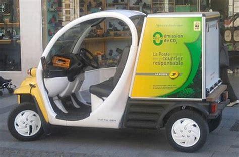 postale francese auto elettriche 10 mila camioncini puliti l obiettivo