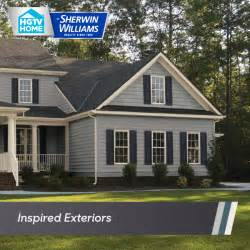 inspired exteriors color collections hgtv home by