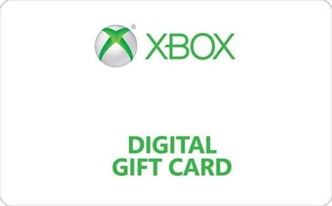 Xbox Gift Card Digital - xbox digital gift card 15 25 50 email delivery ebay