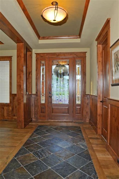 Bookcase Trim Molding Castle Rock Craftsman Home Craftsman Entry Denver
