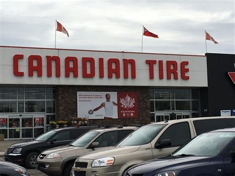 canadian tire hours canadian tire opening hours 157 vermillion rd