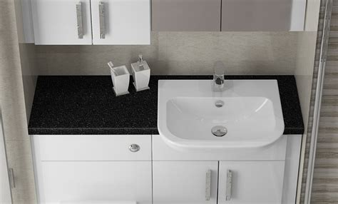 fitted bathroom furniture white gloss white gloss bathrooms fitted furniture from mallard