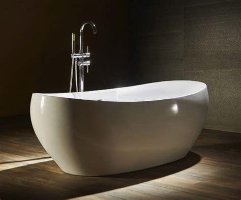 vasca da bagno moderna vasca freestanding 175x85 per centro stanza con piedini