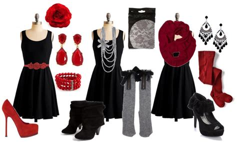 Unique Ways To Accessorize Your Lbd by Accessorizing Your Lbd Amanda Ferri