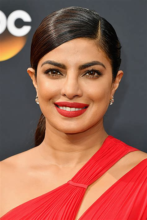 priyanka chopra at the emmy priyanka chopra slays the emmys red carpet the awesome muse
