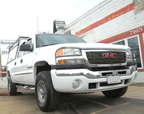 how to learn about cars 2004 gmc sierra 2500 electronic toll collection buy used 2004 gmc sierra 2500 in boulder colorado united states for us 15 500 00