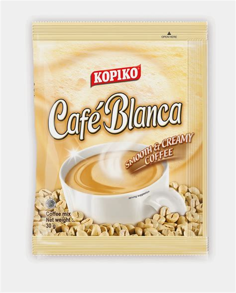 White Coffee Kopiko marian rivera leads the pack of endorsers for kopiko cafe blanca