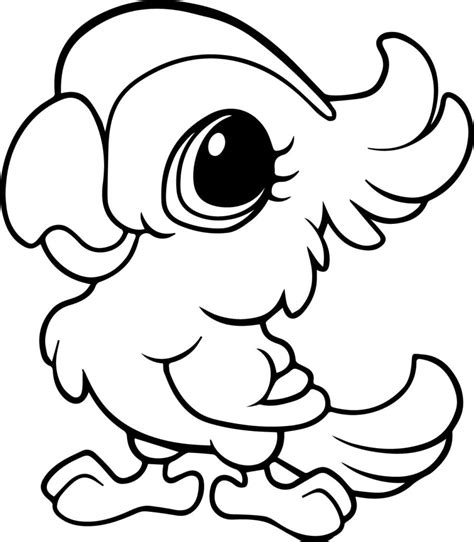cuteest little animals coloring pages cuteest best free