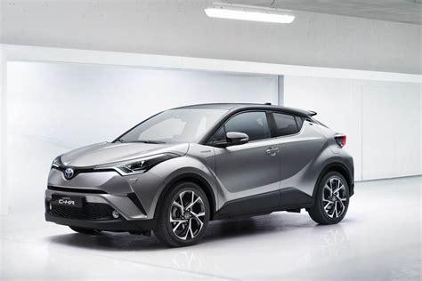 toyota compact toyota c hr hybride suv compact voiture neuve et d