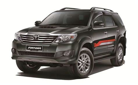 Airbag Penumpang Inova Fortuner Hilux New Nego toyota fortuner suv s 4x4 at variant launched in india