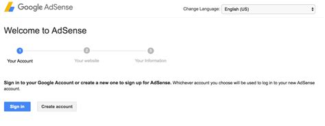 adsense sign up how to create an adsense account for newbie bloggers