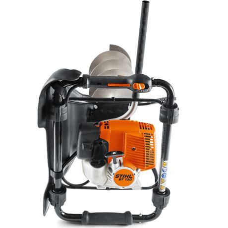 Mesin Bor Stihl Bt 45 jual drill stihl bt 130 harga dan spesifikasi