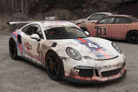 porsche wrapped paint is dead rust wrapped porsche 911 gt3 rs by wrapzone