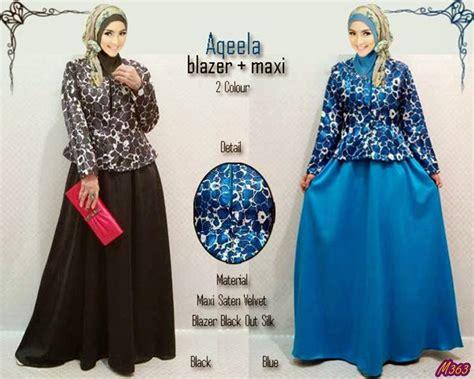 butik muslim toko danishshop m363 aqeela
