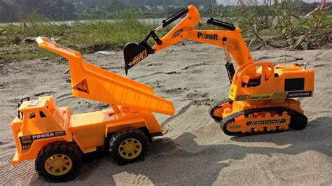 truck for children excavator truck for children for