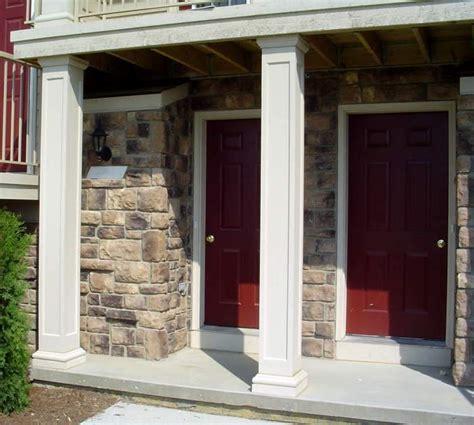 Fiberglass Porch Posts pictures square fiberglass porch columns commercial columns