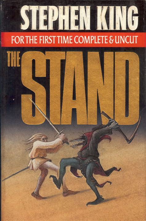 the king a novel books collectible stephen the stand by attictreasuresbyjudy