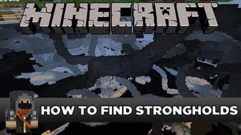 How To Find In Minecraft Minecraft How To Find Strongholds Without Eye Of Ender