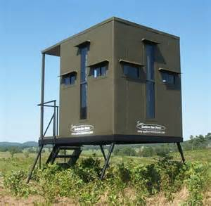 blind window for your hunting season bow deer stand windows amp doors bowhunting forums