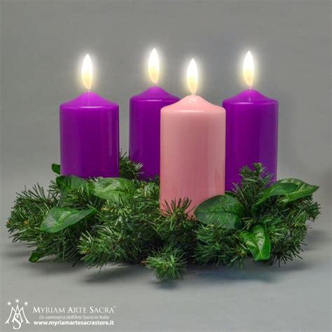 colore delle candele dell avvento la corona d avvento parrocchia san giuseppe lavoratore
