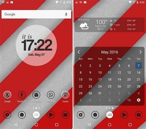 10 amazing nova launcher themes best setup of 2018 10 cool nova launcher themes that look amazing beebom