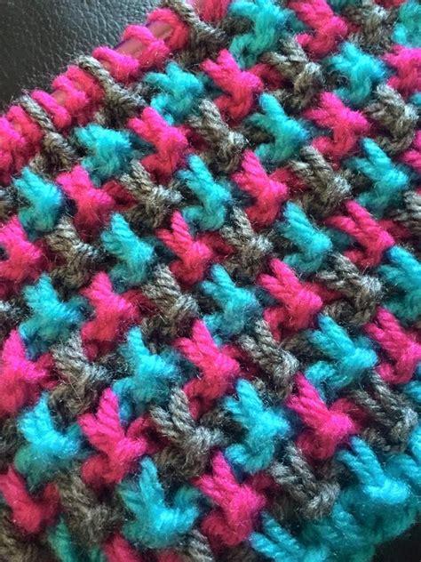 tweed knit stitch 15 best knitting stitch patterns 3 images on