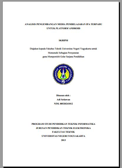 cara penulisan skripsi pdf contoh judul skripsi akuntansi tentang pendapatan contoh qq