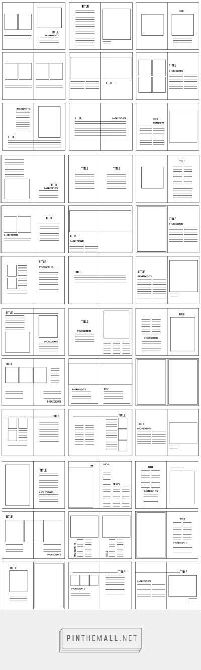 grid layout design ideas 17 mejores ideas sobre formato cv en pinterest formato