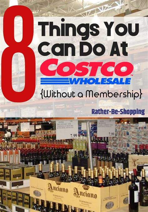 Where Can You Buy Costco Gift Cards - 8 things you can do at costco without a membership
