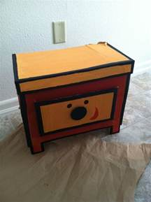 side table drawer from blues clues semi functional will