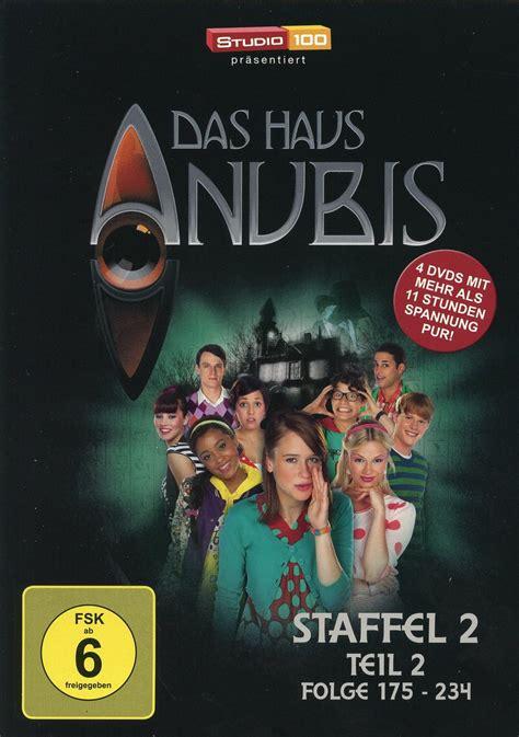 das haus anubis staffel 4 das haus anubis staffel 2 dvd oder leihen