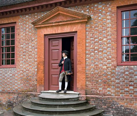 offices the colonial williamsburg official history