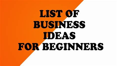 business plan format for beginners business ideas for beginners business plan template